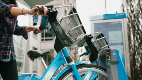 Now is the perfect time to ride with the Indego Bike Share.