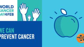 world cancer day - preventive medicine