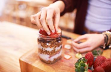Make-ahead breakfasts