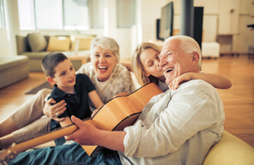 Loneliness and aging can lead to depression in seniors.