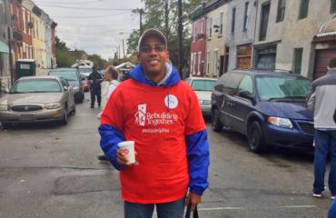 Volunteer in Philadelphia
