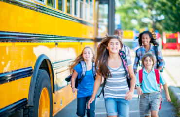 Make sure your children are healthy when they go back to school by following our back-to-school health checklist.