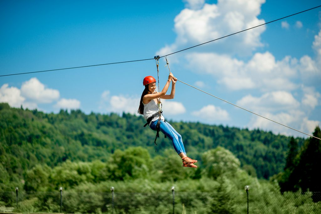 Overcome your fears w/ this Fearless Firsts bucket list.