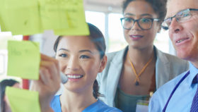 Better leadership through innovation in health care