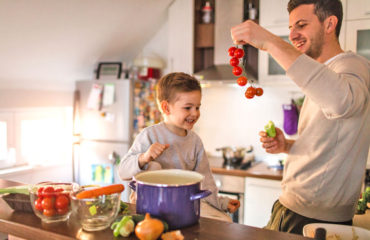 Improving family nutrition