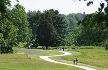 Philly hiking trails - Valley Forge
