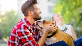 Dog ownership can offer benefits that positively affect your mental and physical well-being. Here are six ways having a dog is good news for your health.
