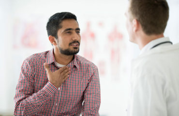 Men's Checkup with a Doctor