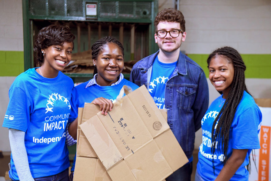 Alexa Green's summer internship at IBX was more than a job. It was a chance for her to give back to her community with a company she's admired since she was a kid.