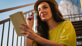 Try these tips to carve out mental space for creativity: Carry a notebook to jot down ideas, give your smartphone a break, and take mini mental vacations.