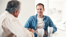 3 conversations to have if you're facing a family role reversal.
