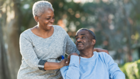 How to get better at accepting caregiving support when dealing with illness.
