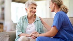 Tips to help seniors overcome the mental illness stigma.