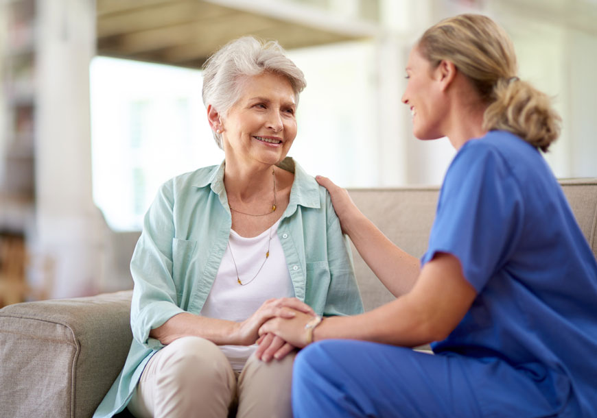 Changing the Conversation about Mental Health with Seniors - IBX Insights