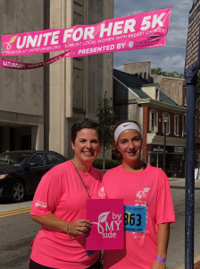 Amy Gallo United For Her 5k
