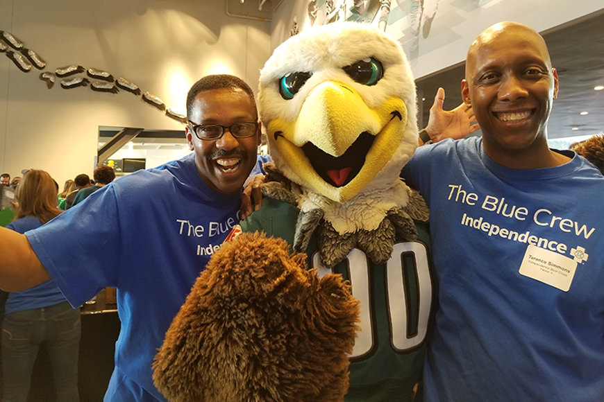 Anthony and Swoop