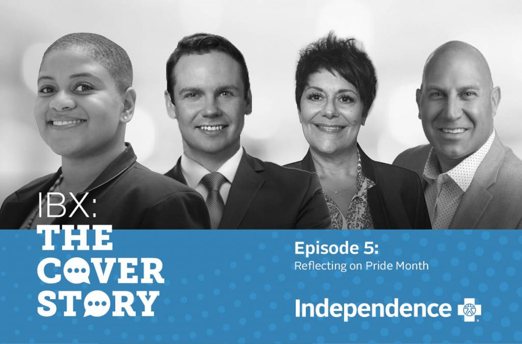 IBX: The Cover Story episode 5: Reflecting on Pride Month